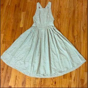Shein Racerback Striped Dress 👗